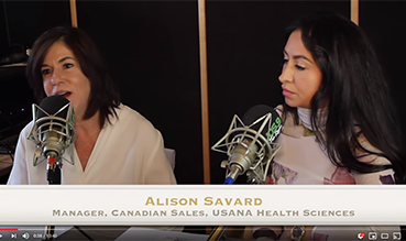 "DSA Member USANA Features on ""What She Said"" Radio Show"