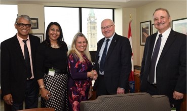 Annual Ottawa Lobby Day a Great Success in 2019