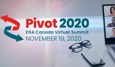 Pivot 2020 - DSA Canada Virtual Conference