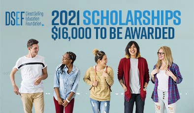 2021 DSEF Scholarships Are Open!