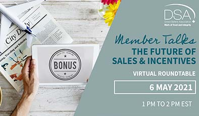 Member Talks - The Future of Sales & Incentives - May 6