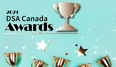 Nominations are Open for our 2021 DSA Canada Awards!
